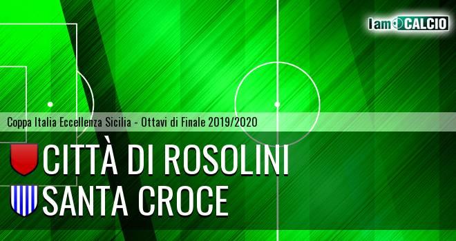 Città di Rosolini - Santa Croce