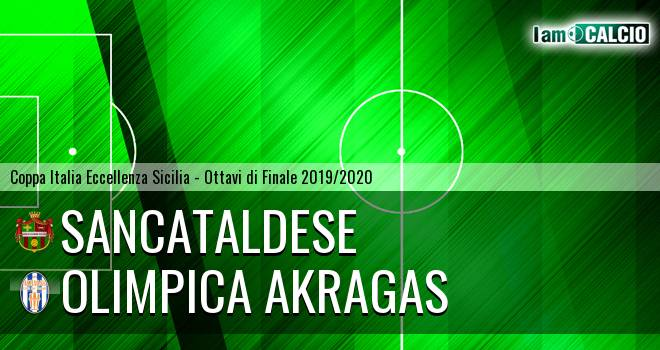Sancataldese - Olimpica Akragas