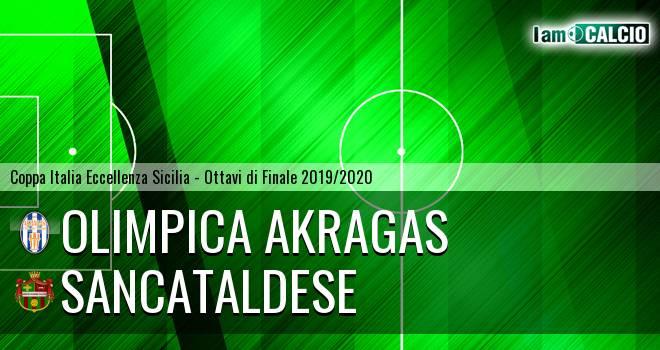 Olimpica Akragas - Sancataldese