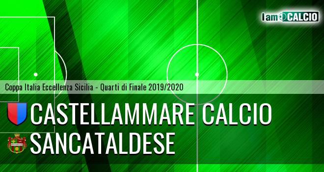 Castellammare Calcio - Sancataldese