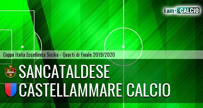 Sancataldese - Castellammare Calcio
