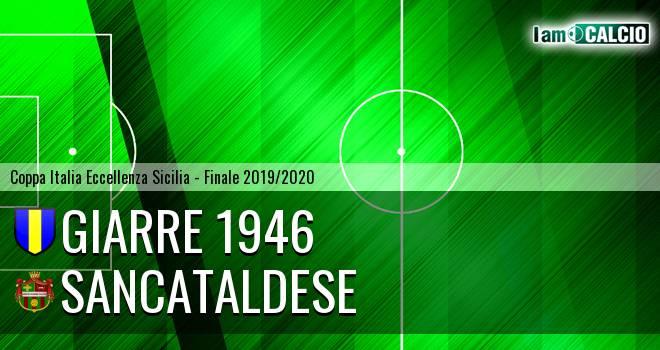 Giarre 1946 - Sancataldese