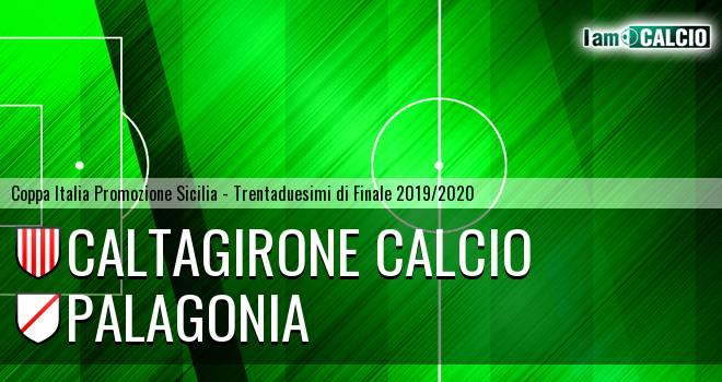 Caltagirone Calcio - Palagonia