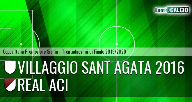Villaggio Sant Agata 2016 - Real Aci