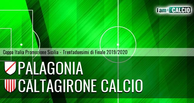 Palagonia - Caltagirone Calcio
