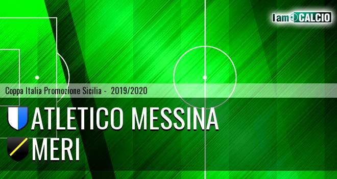 Atletico Messina - Meri