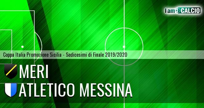 Meri - Atletico Messina