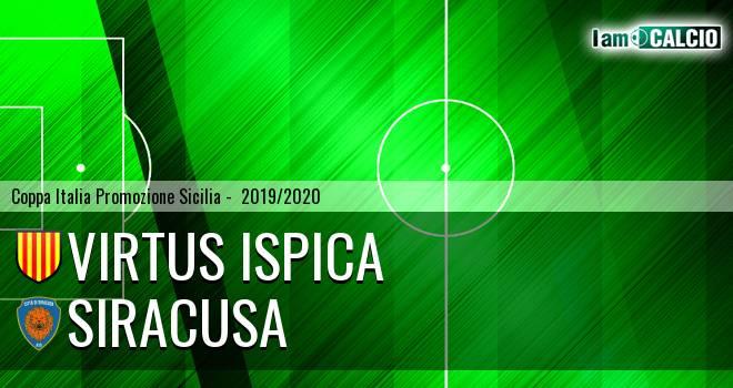 Virtus Ispica - Siracusa