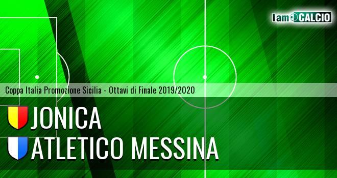 Jonica - Atletico Messina