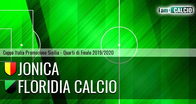 Jonica - Floridia Calcio