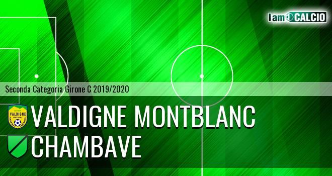 Valdigne Montblanc - Chambave