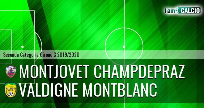 Montjovet Champdepraz - Valdigne Montblanc