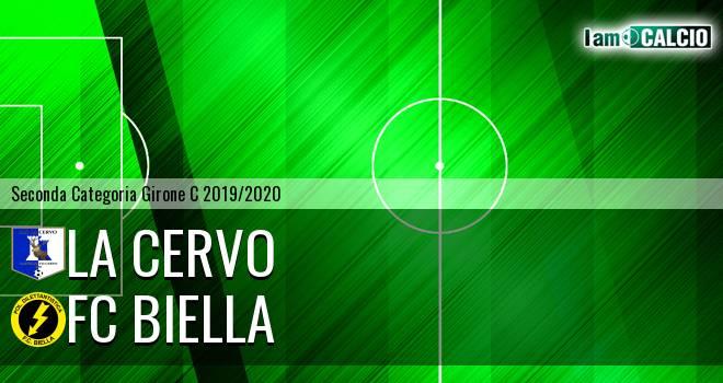 La Cervo - FC Biella 2-0. Cronaca Diretta 31/10/2019
