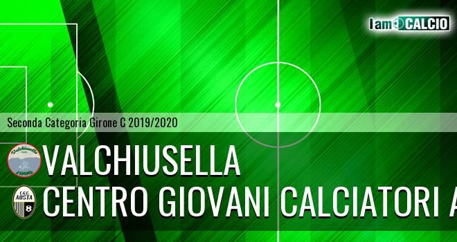 Valchiusella - Centro Giovani Calciatori Aosta