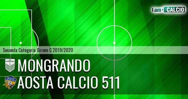 Mongrando - Aosta Calcio 511