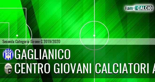 Gaglianico - Centro Giovani Calciatori Aosta