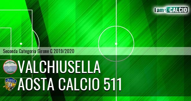 Valchiusella - Aosta Calcio 511
