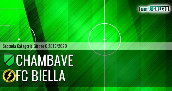 Chambave - FC Biella
