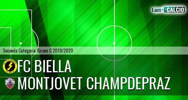 FC Biella - Montjovet Champdepraz