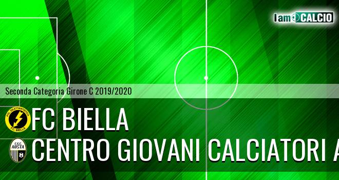 FC Biella - Centro Giovani Calciatori Aosta