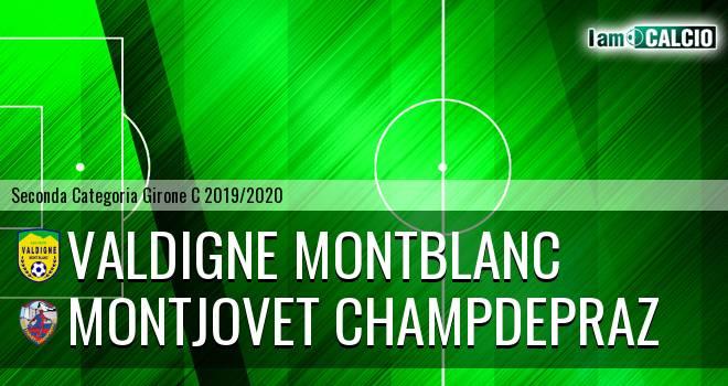 Valdigne Montblanc - Montjovet Champdepraz
