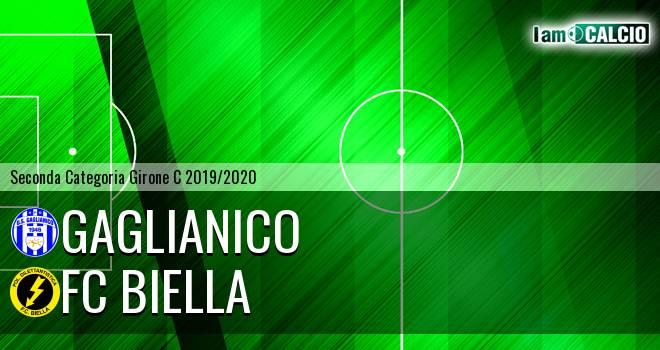 Gaglianico - FC Biella