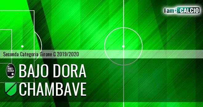 Bajo Dora - Chambave