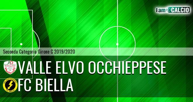 Valle Elvo Occhieppese - FC Biella