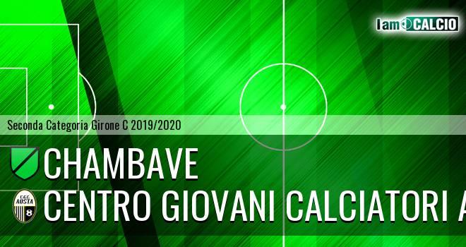 Chambave - Centro Giovani Calciatori Aosta