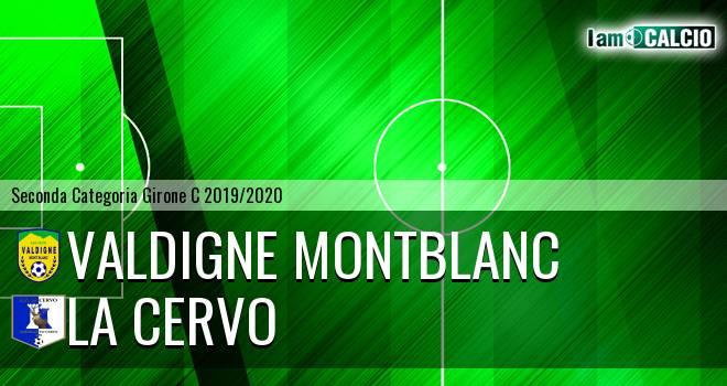 Valdigne Montblanc - La Cervo