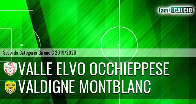 Valle Elvo Occhieppese - Valdigne Montblanc
