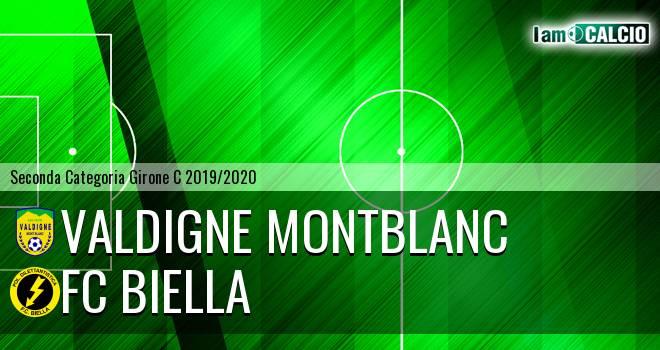 Valdigne Montblanc - FC Biella