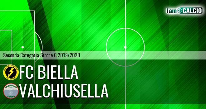 FC Biella - Valchiusella