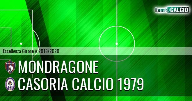 Mondragone - Casoria Calcio 1979