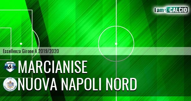 Marcianise - Nuova Napoli Nord