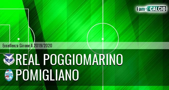 Real Poggiomarino - Pomigliano