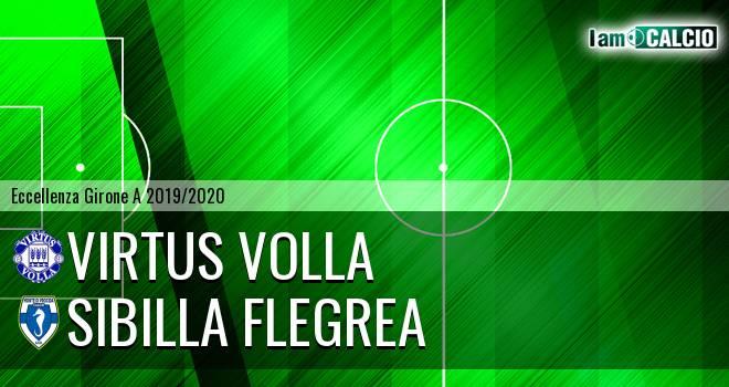 Virtus Volla - Sibilla Flegrea