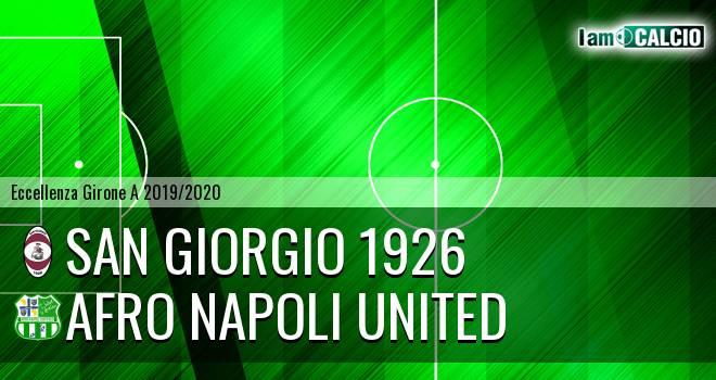 San Giorgio 1926 - Napoli United