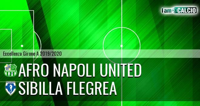 Afro Napoli United - Sibilla Flegrea