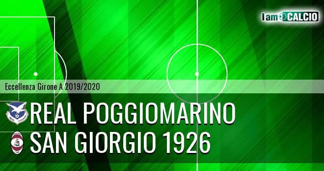 Real Poggiomarino - San Giorgio 1926