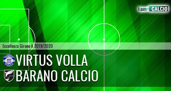 Virtus Volla - Barano Calcio