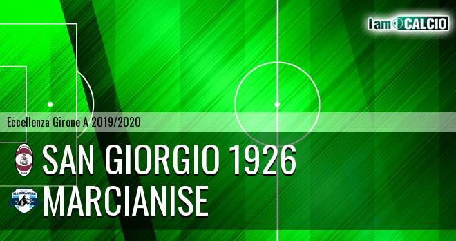 San Giorgio 1926 - Marcianise