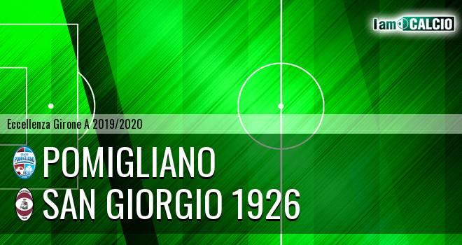 Pomigliano - San Giorgio 1926