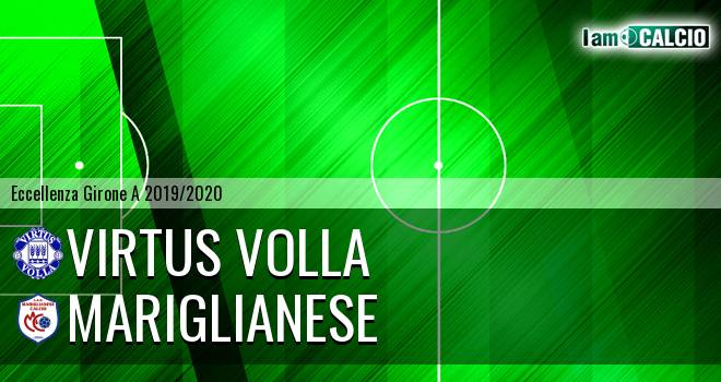 Virtus Volla - Mariglianese