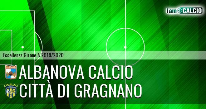 Albanova Calcio - Città di Gragnano