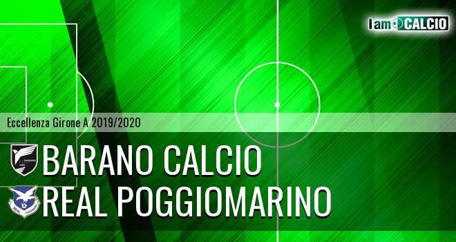 Barano Calcio - Real Poggiomarino