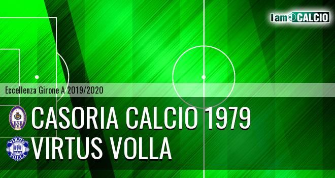 Casoria Calcio 1979 - Virtus Volla