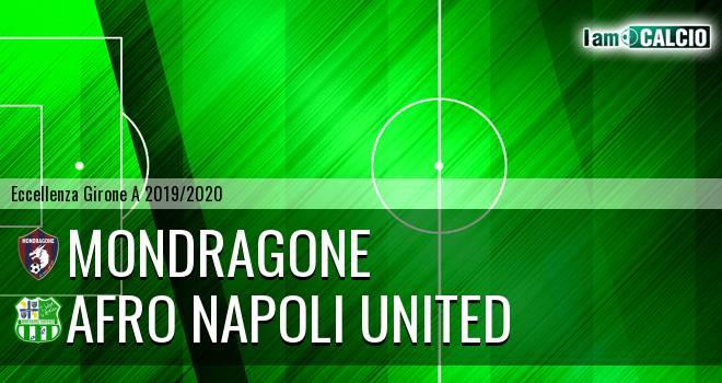 Mondragone - Napoli United