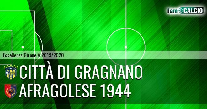 Città di Gragnano - Afragolese 1944
