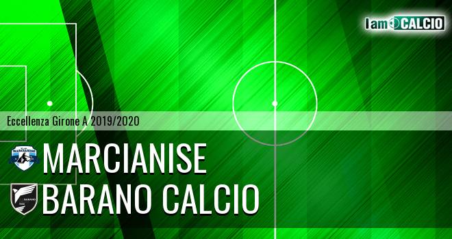 Marcianise - Barano Calcio